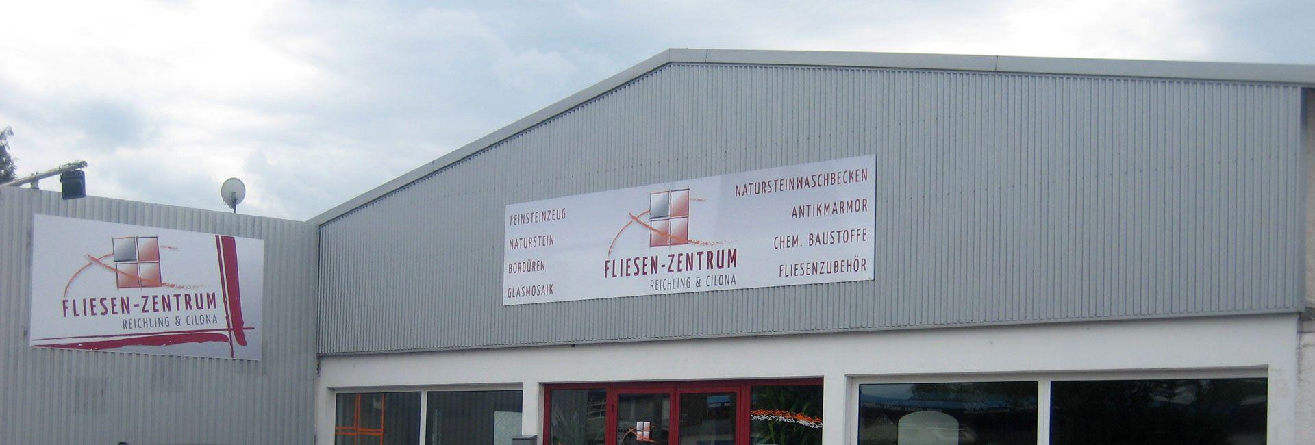 Ihr Fliesenhändler Aus Speyer FliesenZentrum Reichling Cilona - Fliesen kaufen mannheim